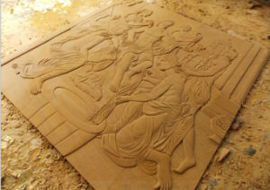 Sandstone Decoration Carving for Home, Church, Projects