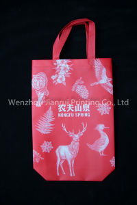 Non-Woven Promotion Plastic Bag with Handle