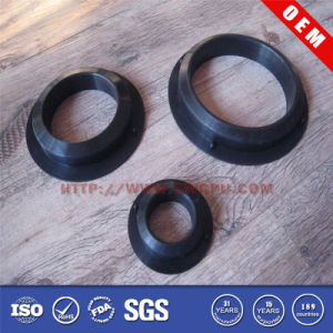 Custom White Ring Silicon Rubber Gasket (SWCPU-R-OR043) pictures & photos
