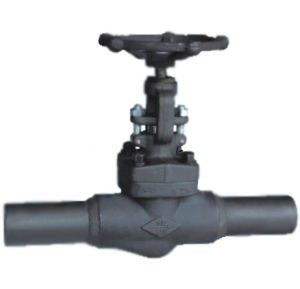 Forged steel extend body globe valve (J61Y-800LB)
