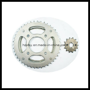 High Quality Motorcycle Chain Sprocket Kit for Motorcycle pictures & photos