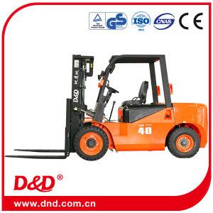 D&D H30d 3 Tons Diesel Lifting New Industrial Forklift Truck
