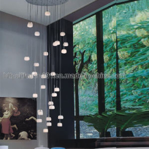 Modern Glass Pendant Light Lighting for Project or Hotel pictures & photos