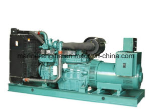 125kVA/100kw Chinese Yuchai Diesel Marine Genset for Sale pictures & photos