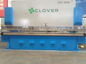 CNC Hydraulic Press Brake Metal Plate Bending Machine, (CLPB-FY 300T/6000)
