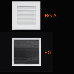 High Quality Return Grille (RG-A, EG) pictures & photos