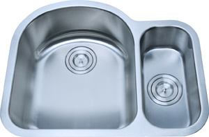 Undermount Sink, Stainless Steel Kitchen Sink (D11L) pictures & photos