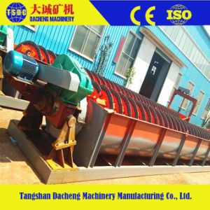 High Quality and Capacity Washing Machine Spiral Sand Washer pictures & photos