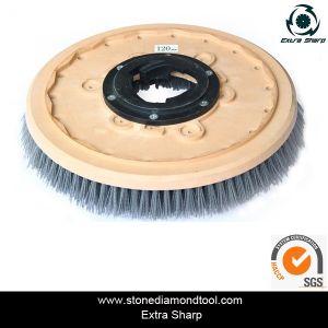 17 Inch Silicon Klindex Stone Polishing Abrasive Brushes pictures & photos