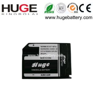 6V 4LR61 Super high quality Alkaline dry Battery for camera pictures & photos