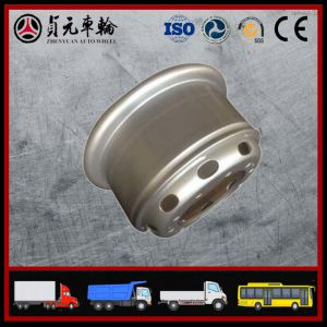 Tube Steel Wheel Zhenyuan Auto Wheel (8.50-24) pictures & photos