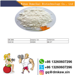 White Powder Steroids Sarms Gw1516 (GW501516 GSK-516) for Endurance and Buring Fat pictures & photos