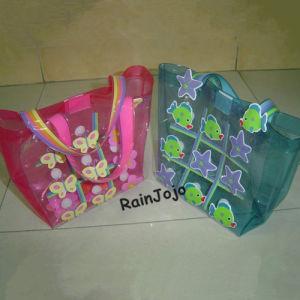 Fashion PVC Environmental Gift Bag pictures & photos