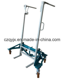 Hand Operation Plaster Moving Trolley pictures & photos