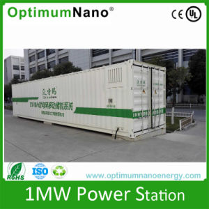 1mwh 1000kwh Energy Storage Container Lithium Ion Battery Station pictures & photos