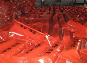 Best Quality China Rubber/PVC Oil Absorbent Boom pictures & photos