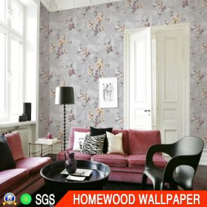 Deep Embossed Vinyl Wall Paper pictures & photos