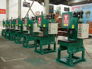 C Frame Fast Speed Hydraulic Punch Press (TT-C5T) pictures & photos