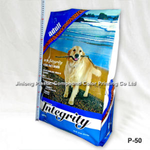 Dog Food Bag with Handle and Perforations pictures & photos