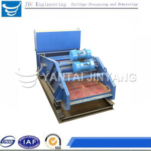 Low Price Linear Type Vibrating Screen, Silica Sand Vibration Screen Machines for Sale pictures & photos