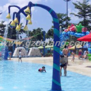 Water Game Bell Spray (DL-42104) pictures & photos