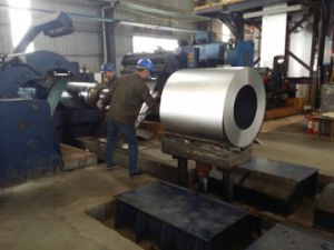 0.8mm Cold Rolled Treatment Galvalume Steel Coil pictures & photos