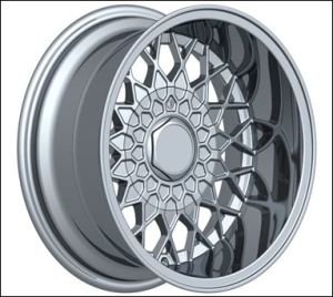 Alloy Wheels (ZW-P352)