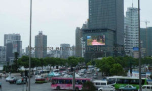 Shenzhen Outdoor P16 Full Color LED Screen pictures & photos