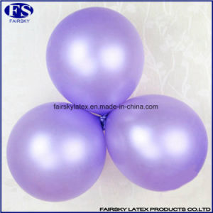 Best Selling of Colorful Custom Helium Latex Pearl Balloon pictures & photos