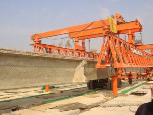 Concrete Precast Beam Launcher Bridge Building pictures & photos
