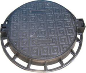 Ductile Iron Manhole Cover and Gully Grates pictures & photos