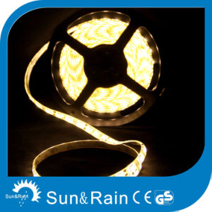 LED Strip Light 5050 IP44 Outdoor Use 12V 5m/Roll Double Faced Adhesive Tape 3m pictures & photos