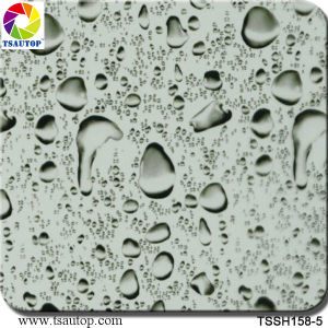 Tsautop 0.5m Water Drop Water Transfer Printing Hydrographic Films pictures & photos