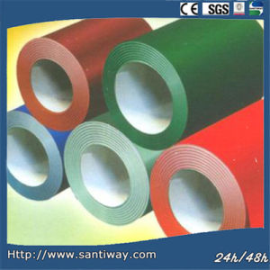 Prepainted Galvanized Color Coated Steel Coil Sheet pictures & photos