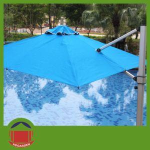 Outdoor Garden Small Side Post Umbrella pictures & photos