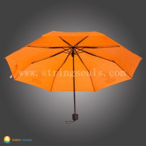 Auto Open Folding Printing Umbrella pictures & photos