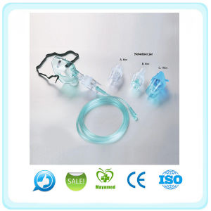 Magt012-100 Disposable Material Nebulizer with Mask pictures & photos