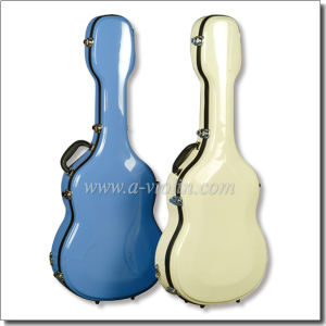 Fiber-Glass Guitar Case with Oxford Cover (CCG-F20) pictures & photos