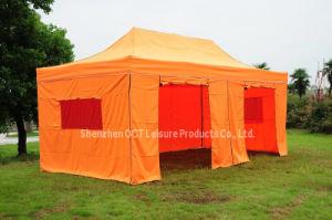 Orange Color Foldable Gazebo (OCT-FG009C) pictures & photos