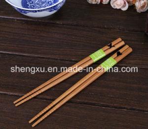 Nice Design Chinese Wood Bamboo 22.5cm Length Chopsticks Sx-Cc012 pictures & photos