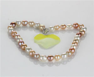 Snh Cheap Price 925silver Jewelry, Pearl Set Wholesale pictures & photos