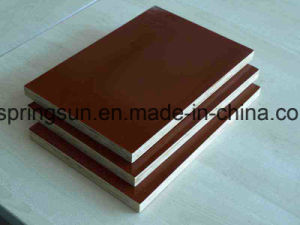 Water-Proof Brown Film Faced Marine Plywood pictures & photos