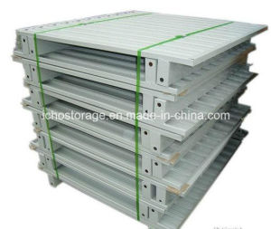 Ce Approved Customized Warehouse Storage Double Face Steel Metal Pallet pictures & photos