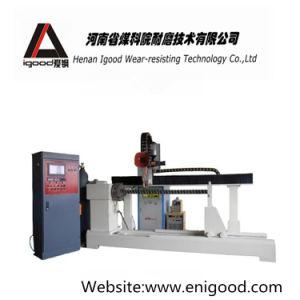 CNC Plasma Cladding Machine for Welding Scrapper pictures & photos