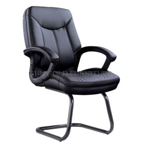 Hot Sale Modern Cheap PU Leather Visitor Meeting Chair (SZ-OC137) pictures & photos