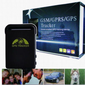 Mini GPS Tracker Tk102b Realtime Locator for Tracking Your Vehicle Car, Pet or Child pictures & photos