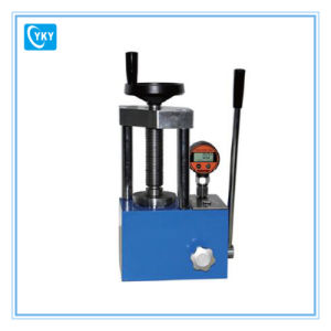 5t Small Benchtop Electric Hydraulic Press pictures & photos