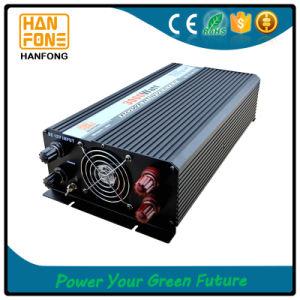 Intelligent Solar Power Inverter 3000W for Battery 110V/220V/230V pictures & photos