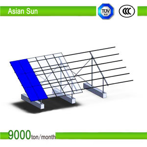 Home Sue Solar Pwer Sysytem PV Bracket (10kw, 15kw, 30kw) pictures & photos