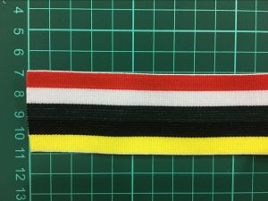 Elastic Tape for Underwear Ym-1011 pictures & photos